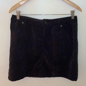 🌹4/16🌹XXI Hugh waisted black skirt